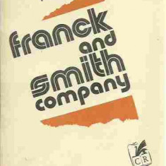 Ioana Postelnicu - FRANCK AND SMITH COMPANY
