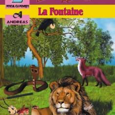 La Fontaine - Fabule la Fontaine - 24733 - Carte Basme