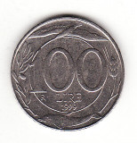 Italia 100 lire 1999, Europa