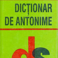 Onufrie Vinteler - Dictionar de antonime/ Cartonata - 29284 - DEX