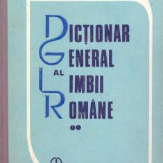 Vasile Breban - Dictionar general al limbii romane. Vol.II - 15181 - DEX