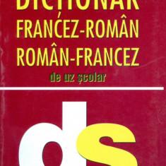 Ileana Popescu - Dictionar francez-roman, roman-francez de uz scolar - 15075 - DEX