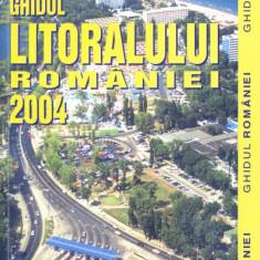 Ghidul litoralului Romaniei 2004 - 14540 - Harta Europei