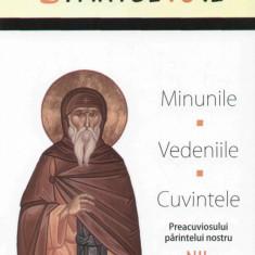 Minunile, vedeniile, cuvintele Preacuviosului parintelui nostru Nil, Izvoratorul de Mir Cavsocalivitul - 1651 - Carti ortodoxe
