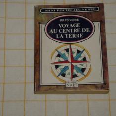 Voyage au centre de la terre - Jules Verne - Georges Naef - 1994