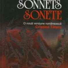 William Shakespeare - Sonnets. Sonete. - 17555 - Carte poezie