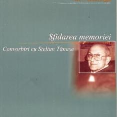 Al. Paleologu - Sfidarea memoriei - Convorbiri cu Stelian Tanase - 2859 - Carte Monografie