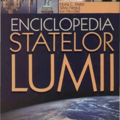 Horia C. Matei - Enciclopedia statelor lumii - 2069 - Atlas