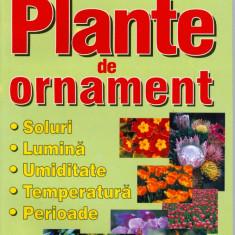 Bogdan Chircea - Plante de ornament - 4873 - Carte gradinarit