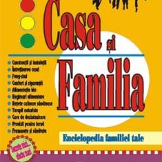 Victor Duta - Casa si familia - Enciclopedia familiei tale - 24719 - Carte dezvoltare personala