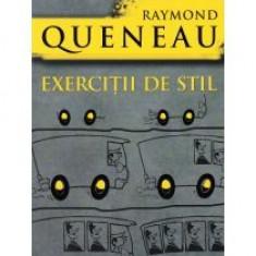 Raymond Queneau - Exercitii de stil - 7886 - Carte dezvoltare personala