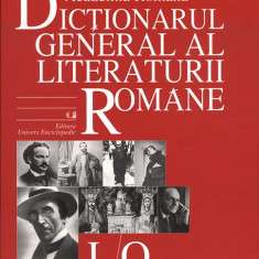 Coordonator general Eugen Simion - Dictionarul general al literaturii romane vol. IV (L/O) - 6237 - DEX
