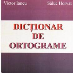 Victor Iancu - Dictionar de ortograme - 2799 - DEX