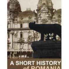 Ion Bulei - A Short History of Romania. Editie bilingva - 10295 - Istorie