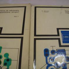 Scheme de televizoare, magnetofoane, picupuri-vol I+ vol II- 1976