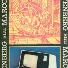 Neagu Udroiu - Gutenberg sau Marconi? - 25943 - Carte amenajari interioare