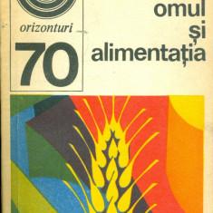 V. Sahleanu - Omul si alimentatia - 26735 - Carte amenajari interioare