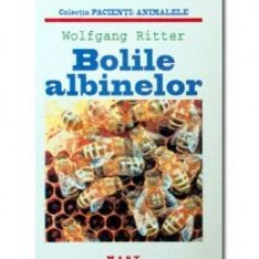 Wolfgang Ritter - Bolile Albinelor - 21394