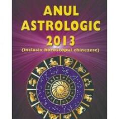 Mihai Neagu Basarab - Anul Astrologic 2013. Inclusiv horoscopul chinezesc - 9117 - Carte astrologie