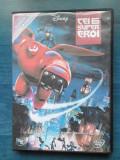 Disney Cei 6 Super Eroi - Big Hero 6 - DVD Dublat in limba romana