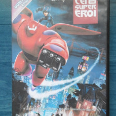 Disney Cei 6 Super Eroi - Big Hero 6 - DVD Dublat in limba romana