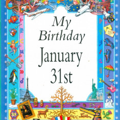 My Birthday January 31st - 22874 - Carte astrologie