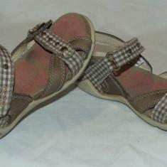Sandale copii ECCO - nr 29, Culoare: Din imagine, Fete, Piele naturala