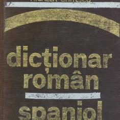Micaela Ghitescu - Dictionar roman-spaniol (pentru uzul elevilor) - 15123 - DEX