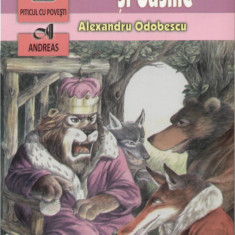 Alexandru Odobescu - Povestiri istorice si basme - 1693 - Carte Basme