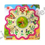 Jocuri puzzle din lemn - modele variate - Jocuri Logica si inteligenta