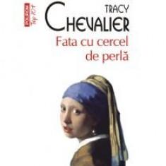 Tracy Chevalier - Fata cu cercel de perla - 11458 - Roman, Polirom, Anul publicarii: 2012