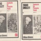 Tobias Smollet - Aventurile lui Peregrine Pickle. Vol. I-II - 18851 - Roman, Anul publicarii: 1987