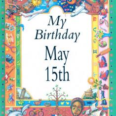 My Birthday May 15th - 22852 - Carte astrologie