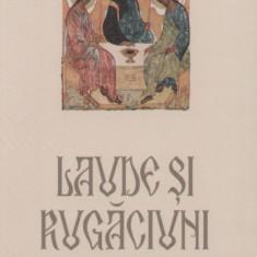 Preacuviosul Thicara - Laude si rugaciuni catre Preasfanta Treime - 1473 - Carti ortodoxe