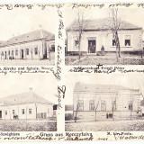 Carani (Sânandrei,Timis),circulata,francata,1914 - raritate