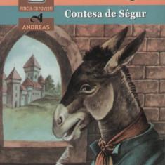 Contesa de Segur - Memoriile unui magar - 1831 - Carte de povesti