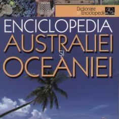 Ion Nicolae - Enciclopedia Australiei si Oceaniei - 2057 - Atlas