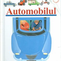 Automobilul (cu pagini transparente)/ Cartonata(hardcover) - 25759 - Roman, Anul publicarii: 2008