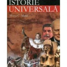 Horia C. Matei - Enciclopedie de istorie universala - 10355 - Atlas