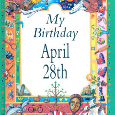 My Birthday April 28th - 22860 - Carte astrologie