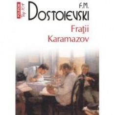 F.M. Dostoievski - Fratii Karamazov - 12897 - Roman, Polirom, Anul publicarii: 2011