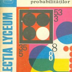 Rodica Trandafir - Introducere in teoria probabilitatilor - 25925 - Carte amenajari interioare