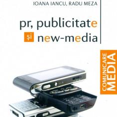 Delia Cristina Balaban - Pr, publicitate si new-media - 12967 - Carte dezvoltare personala