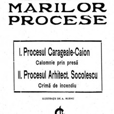 Biblioteca marilor procese - 2403