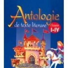 Marcela Penes - Antologie de texte literare, clasele I-IV - 6826 - Carte Antologie