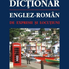 Horia Hulban - Dictionar englez-roman de expresii si locutiuni - 10908 - DEX