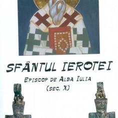 Jan Nicolae (ed.) - Sfantul Ierotei. Episcop de Alba Iulia (sec.X) - 18707 - Carti ortodoxe
