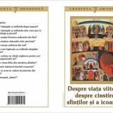 Despre Viata Viitoare , despre cinstirea Sfintilor si a Icoanelor - 20701
