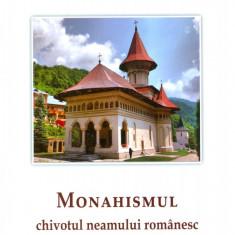 Irineu, Arhiepiscop al Alba Iuliei - Monahismul chivotul neamului romanesc - 18713 - Carti ortodoxe