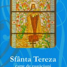 Sfanta Tereza - carte de rugaciuni - 24809 - Carti ortodoxe